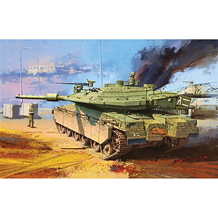"1/35 Merkava Mk. IV LIC ""Low Intensity Conflict"""