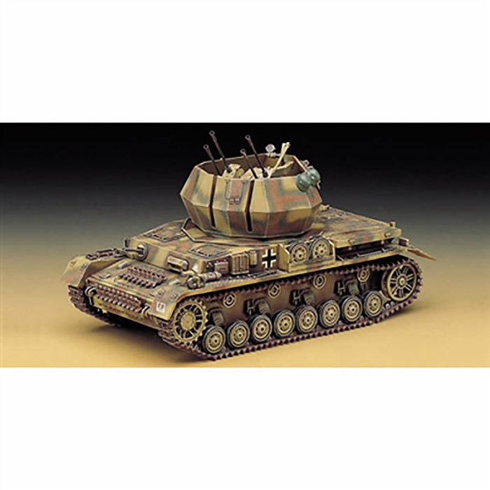 1/35 Wirbelwind Quad 20mm (was kit #1333)