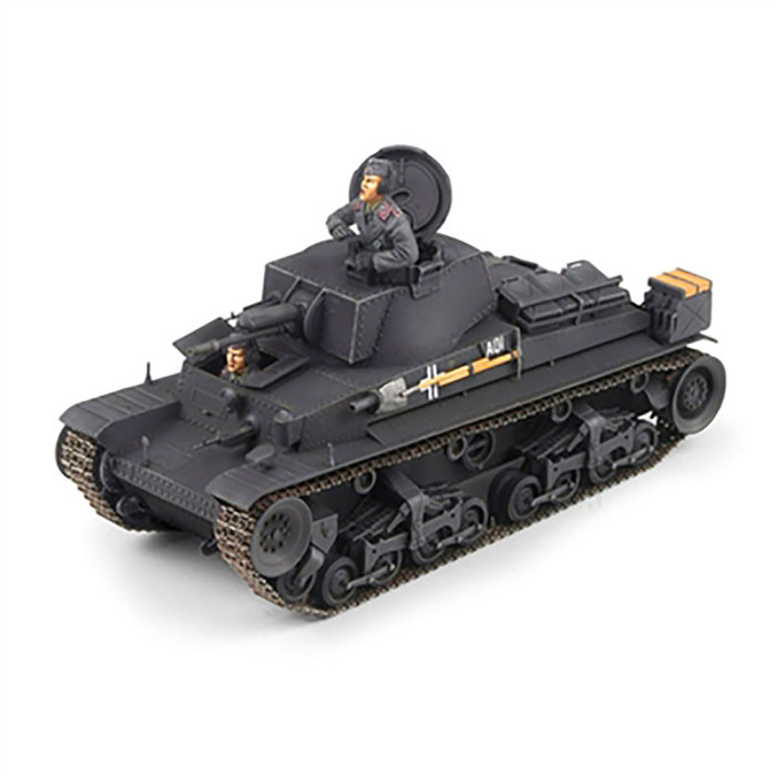1/35 German Light Tank Pz.Kpfw. 35(t)