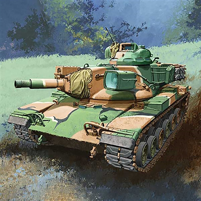 1/35 US Army M60A2