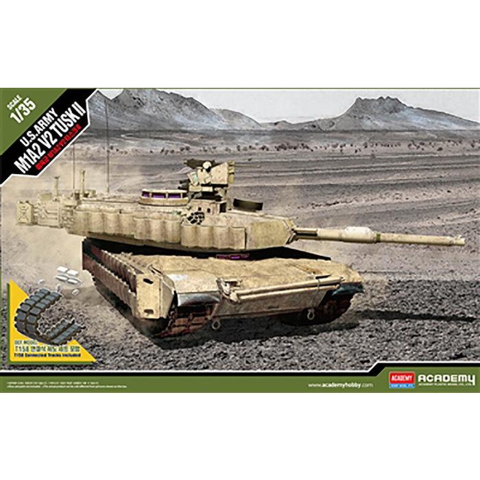 1/35 U.S. Army M1A2 V2