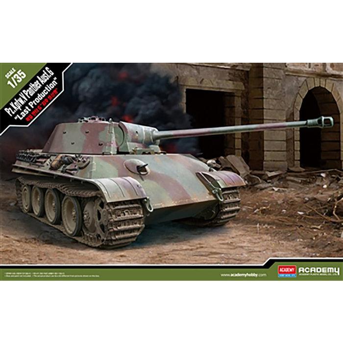 """1/35 Pz.Kpfw. V Panther G """"Last Version"""""""
