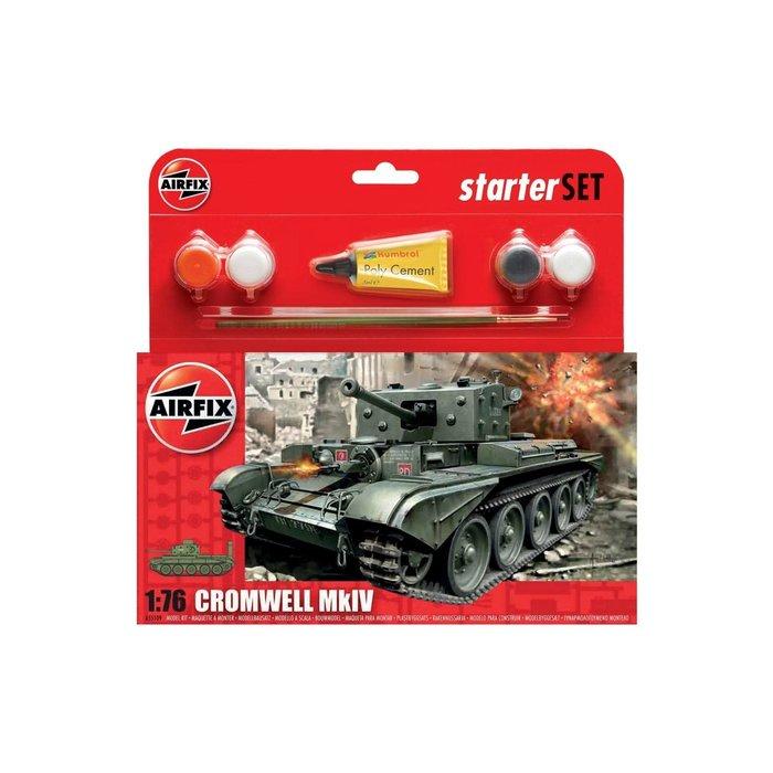 Small Starter Set - Cromwell MkIV Tank