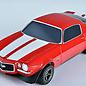 Camaro SS350 Red