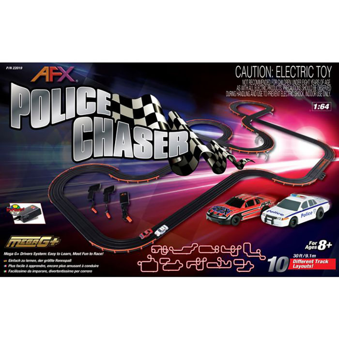 Police Chaser Set (disc)
