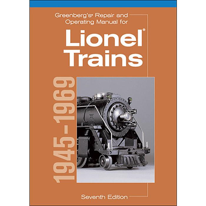 Repair & Oper Manual Lionel 1945-69