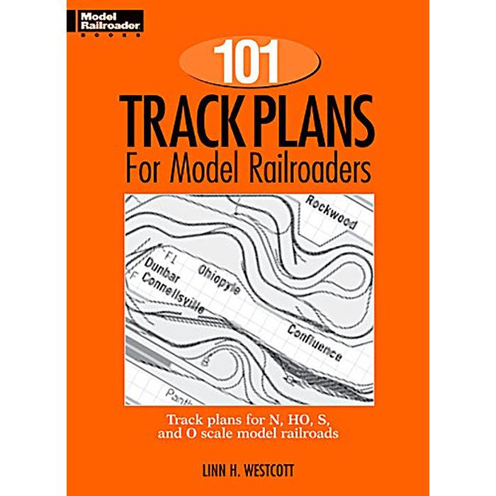 101 Track Plans for Model RR's