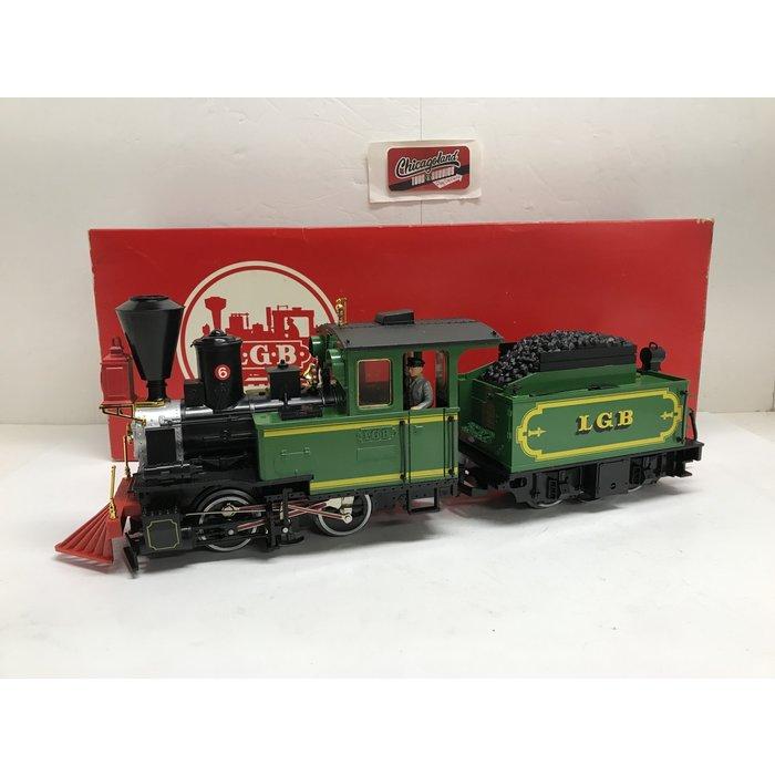 LGB 2017 G 0-4-0 Steam Locomotive