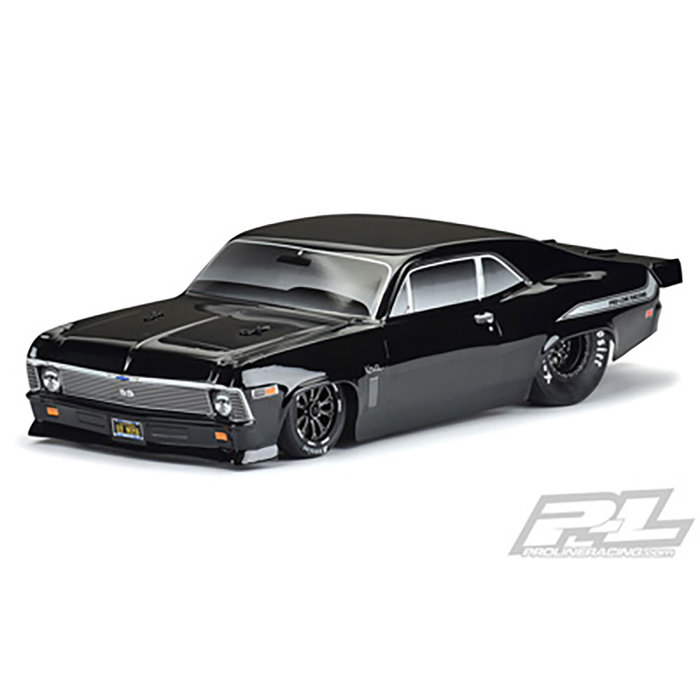 1969 Chevrolet Nova (Black) Body for SC