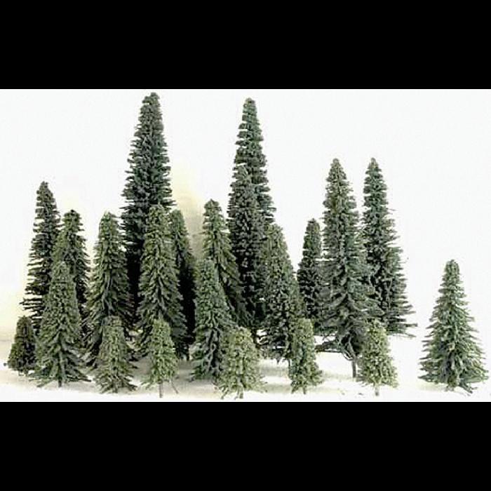 """Pine Trees Lrg 7"""" 10/"""