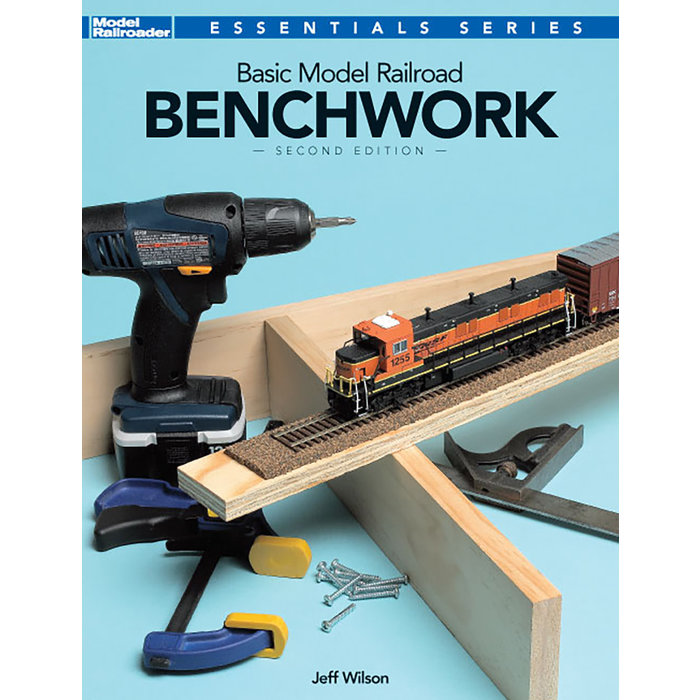 Basic Model Railroad Benchwork 2nd Edition