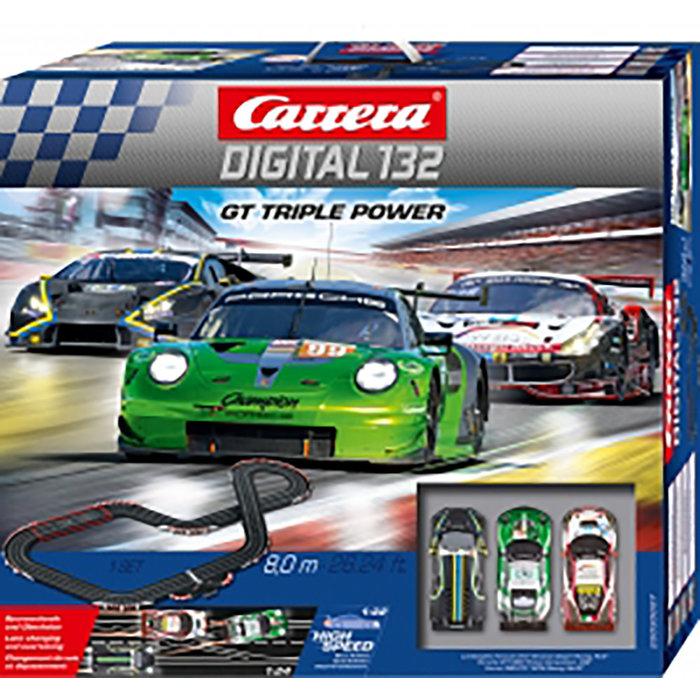 GT Triple Power Set
