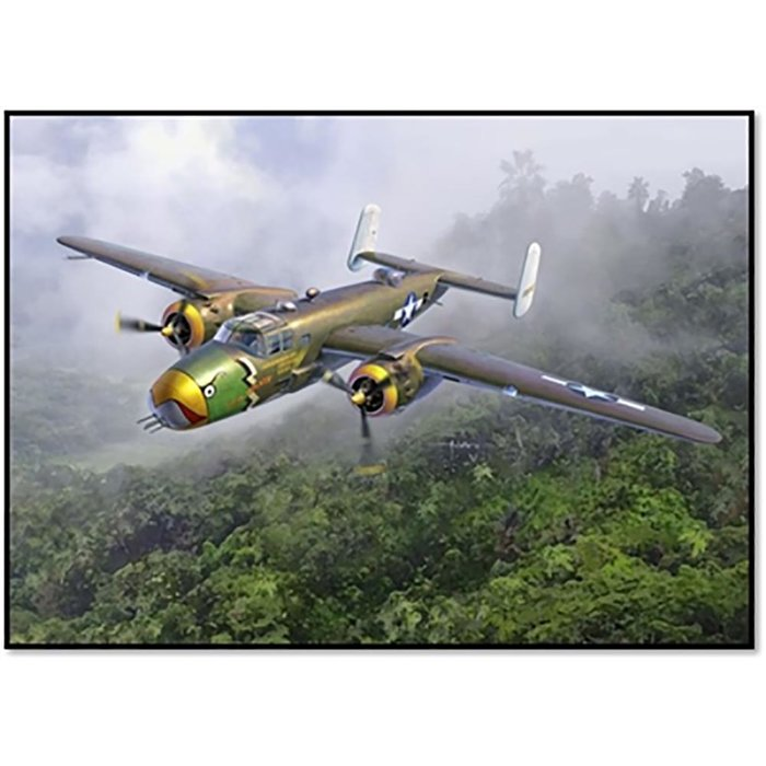 "1:48 Academy USAAF B-25D ""Pacific Theatre"""