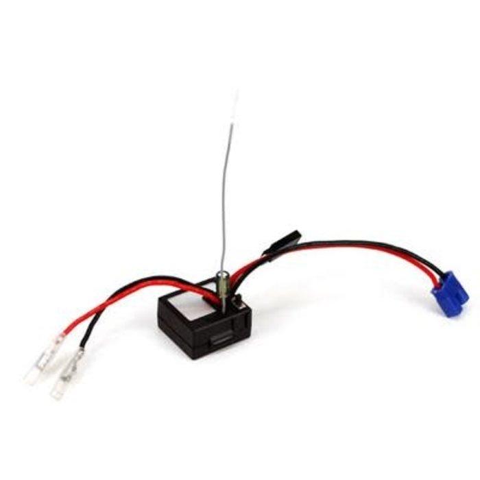Mini ESC/RX, 2.4GHz, WP, V2