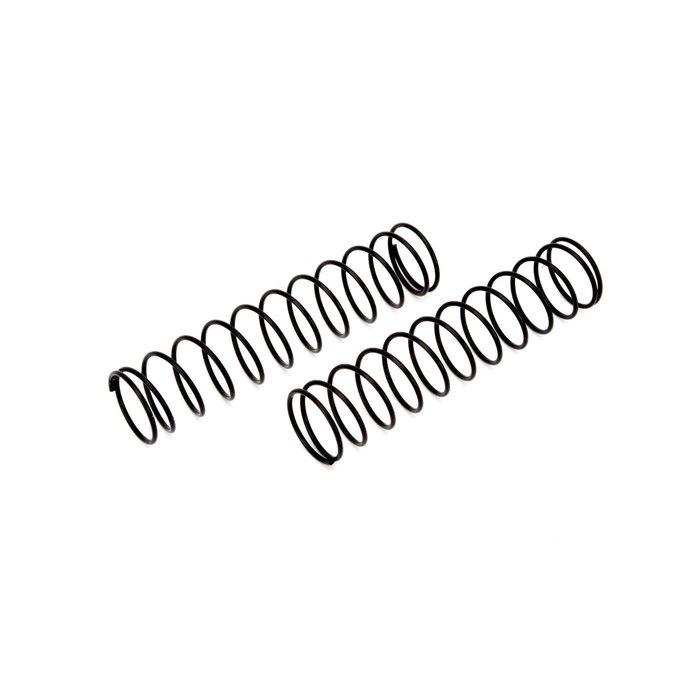 Rear Spring Blk, Medium (2): 1:10 2wd Boost