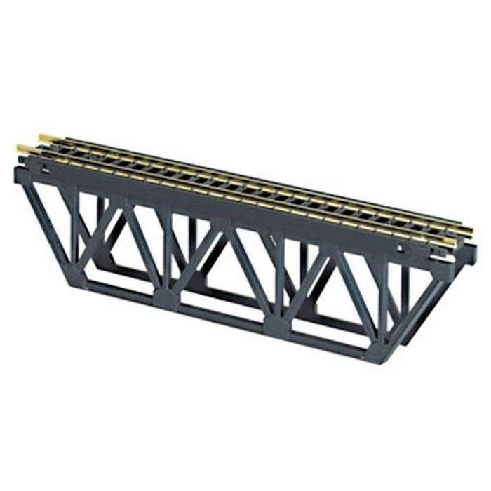 N Code 80 Deck Truss Bridge