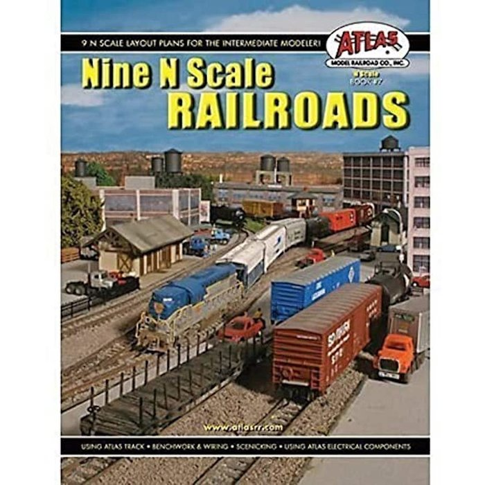 N Nine N Scale Railroads