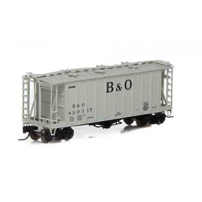 N GATC 2600 Airslide Hopper, B&O #830117