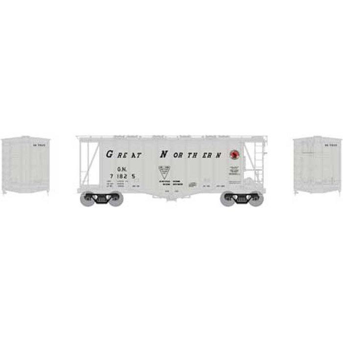 N GATC 2600 Airslide Hopper, GN #71825