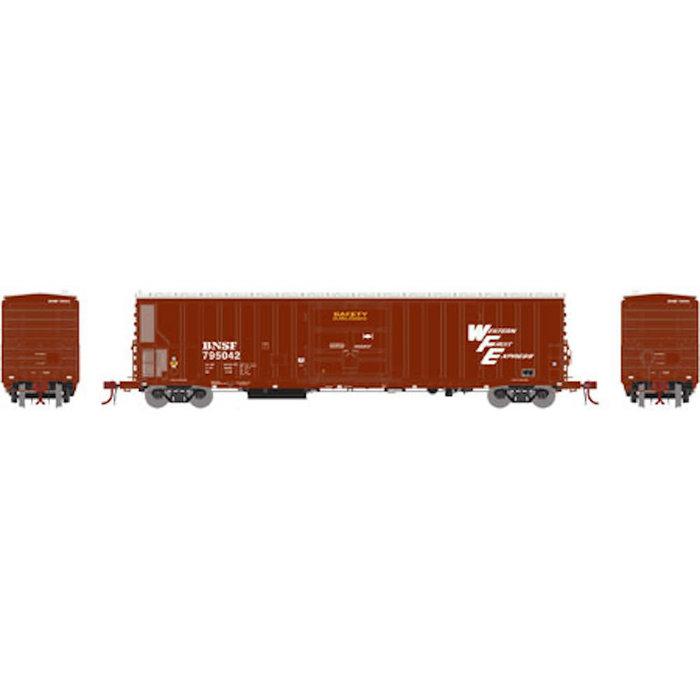 N 57' Mechanical Reefer, BNSF/WFE #795042
