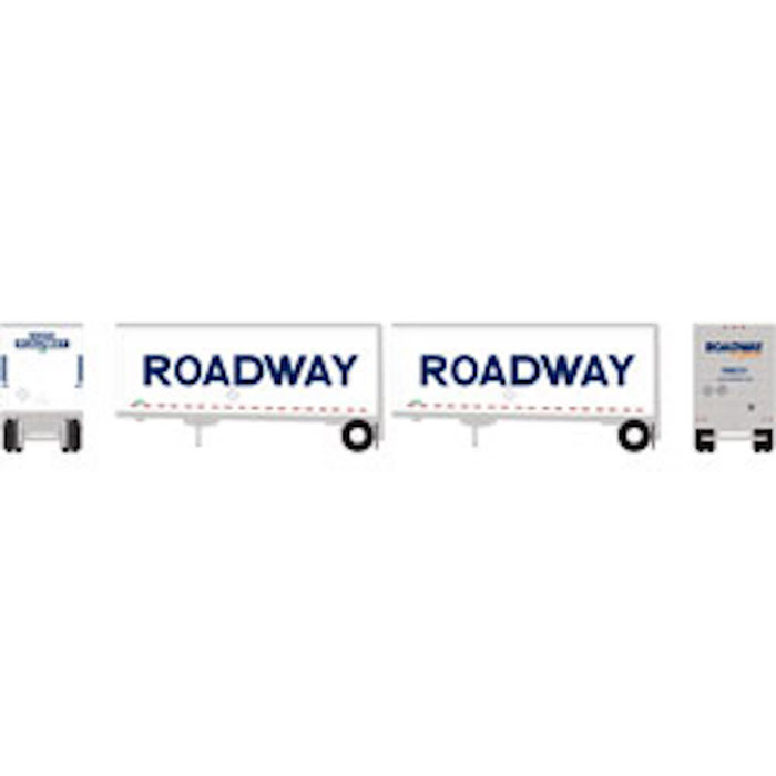 N 28' Trailers w/Dolly, Roadway/Smooth (2)