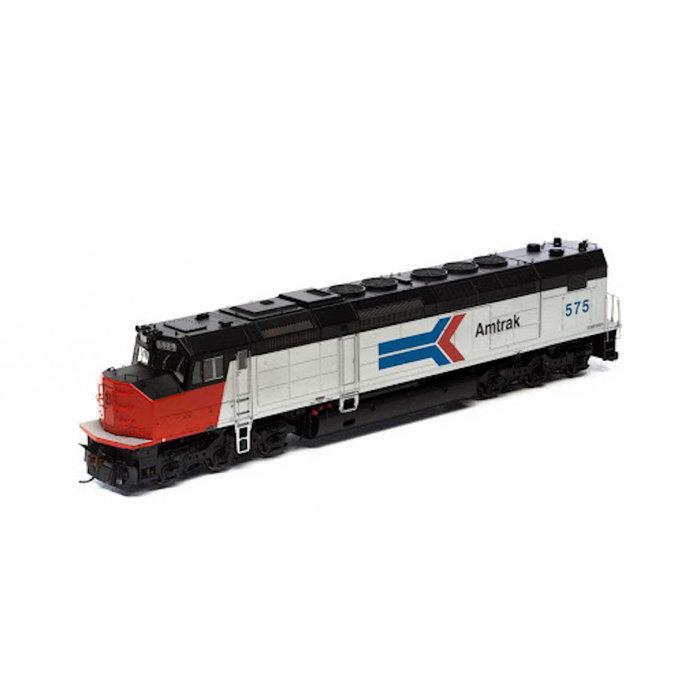 HO SDP40F w/DCC & Sound, Amtrak #575