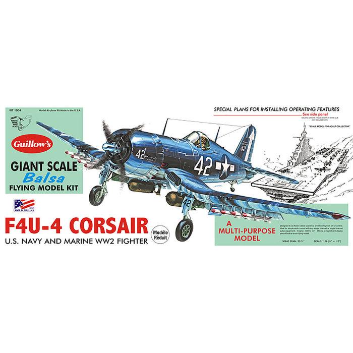Vought F4U4 Corsair