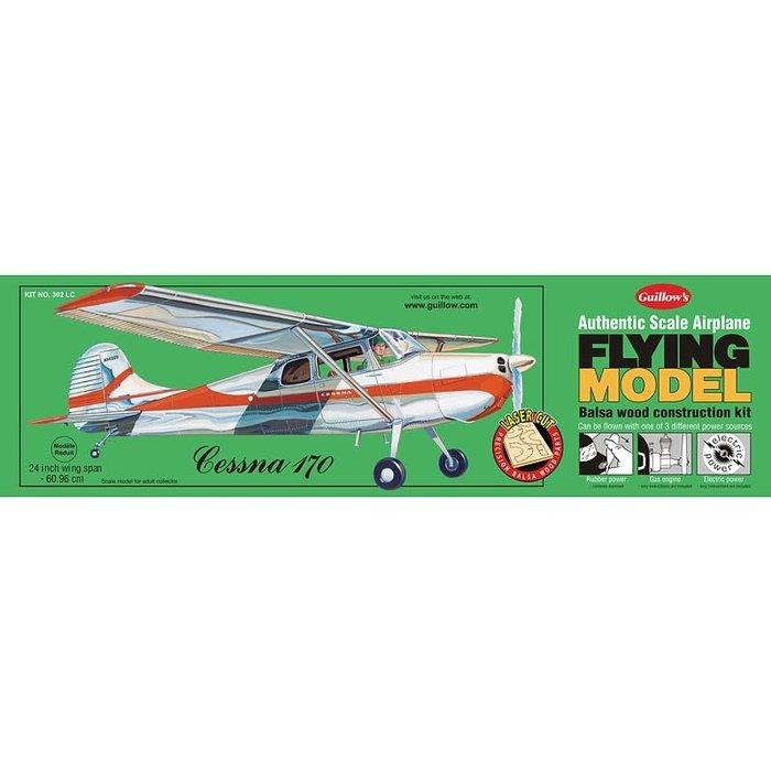 Cessna 170 Laser Cut