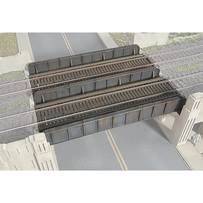HO Plate Girder Bridge 1/2Tr Kit