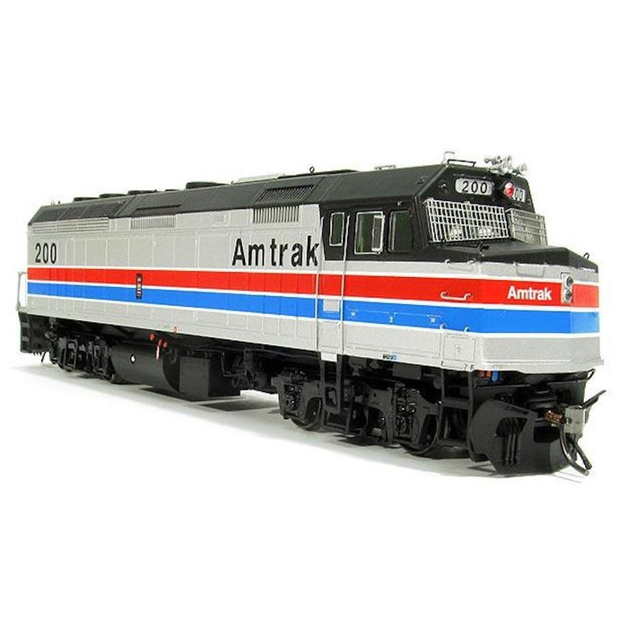 HO F40PH DC Amtrak PH2 #205 (Standard DC)