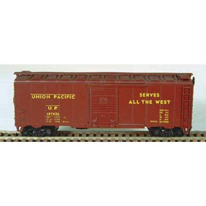 HO 40' Boxcar Union Pacific Kit