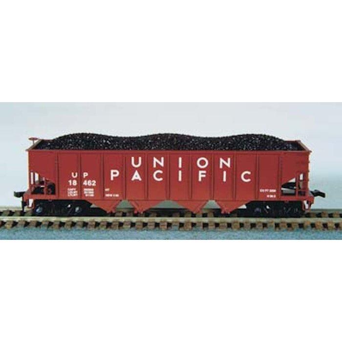 HO 40' 70T Quad Hopper Union Pacific Kit