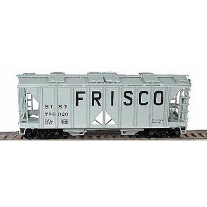 70-Ton Covered Hopper Frisco #83825 KIT