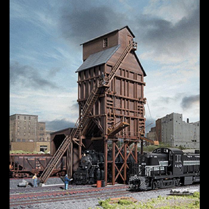 Wood Coaling Tower Kit