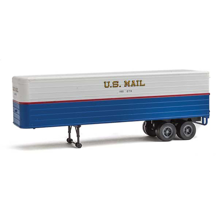 35' Trailer U.S. Mail 2/