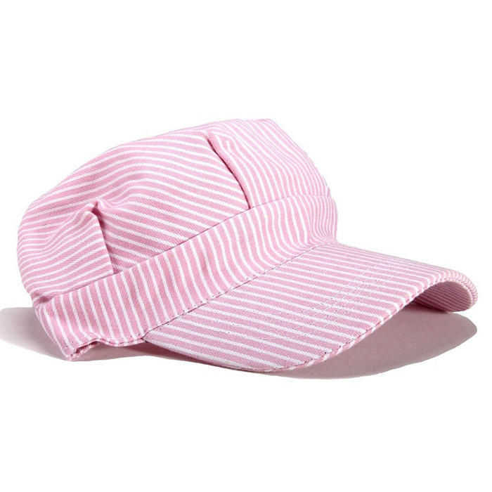 Engineer Cap, Adult/Pink