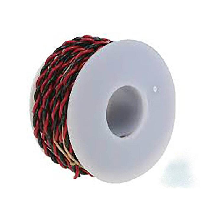20 Gauge 2-Conductor Hookup Wire 25'