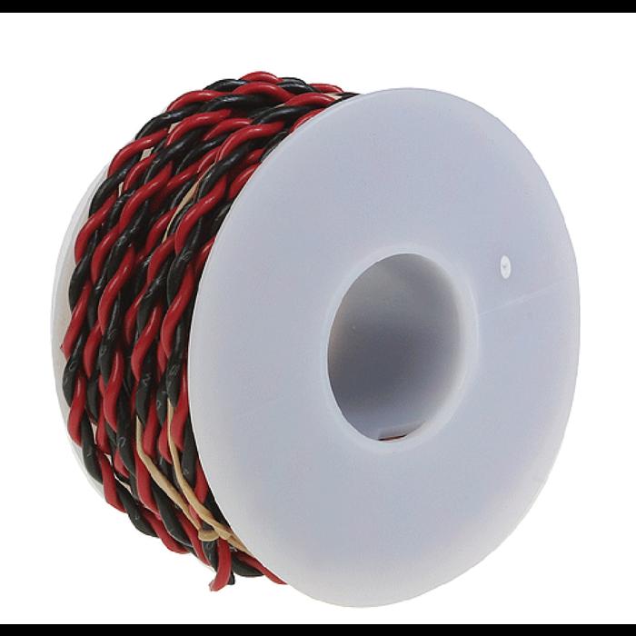 22 Gauge Three Conductor Hookup Wire 23'