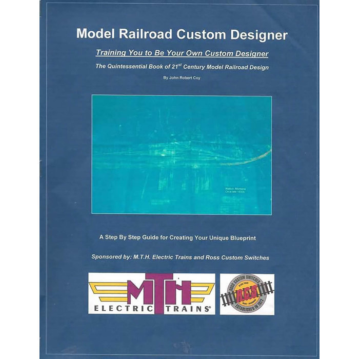 O Model Railroad Custom Designer