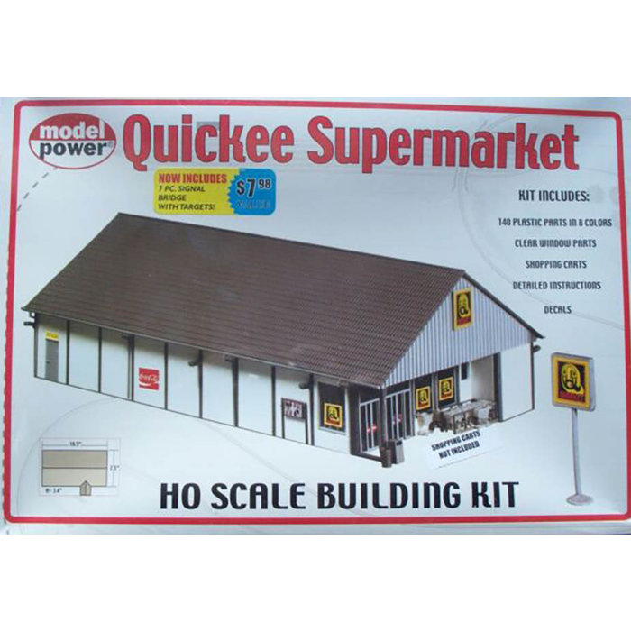 HO Quickee Supermarket
