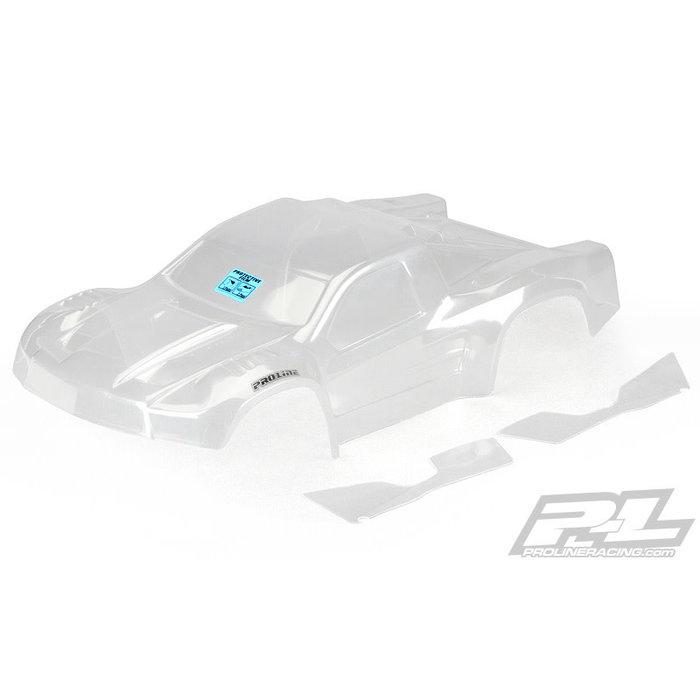 Flo Tek Clear Body: SLH, SC10, Blitz
