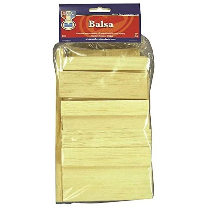 Balsa Economy Bag Assortment