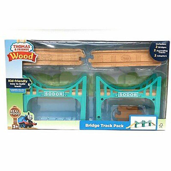TTT SUSPENSION BRIDGE PACK (wood)