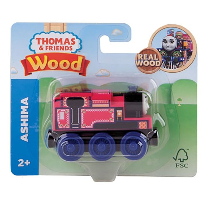 TTT ASHIMA (wood)