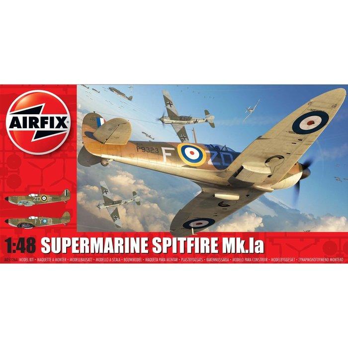 1/48  Supermarine Spitfire Mk.1a