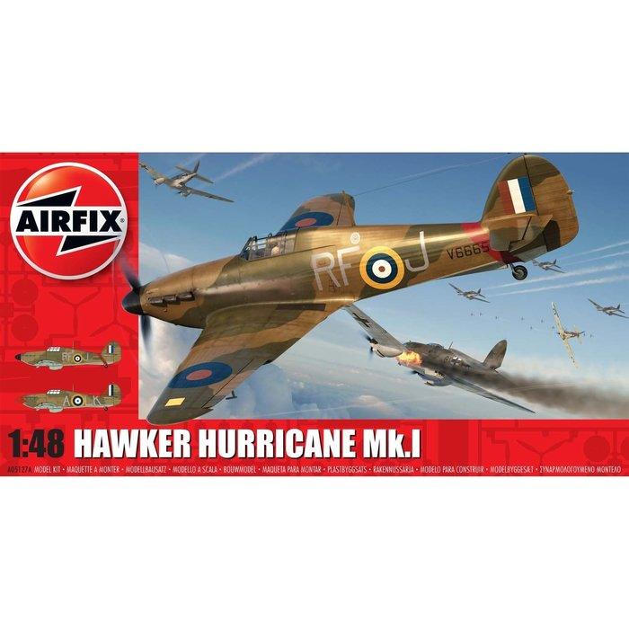 1/48  Hawker Hurricane Mk.1