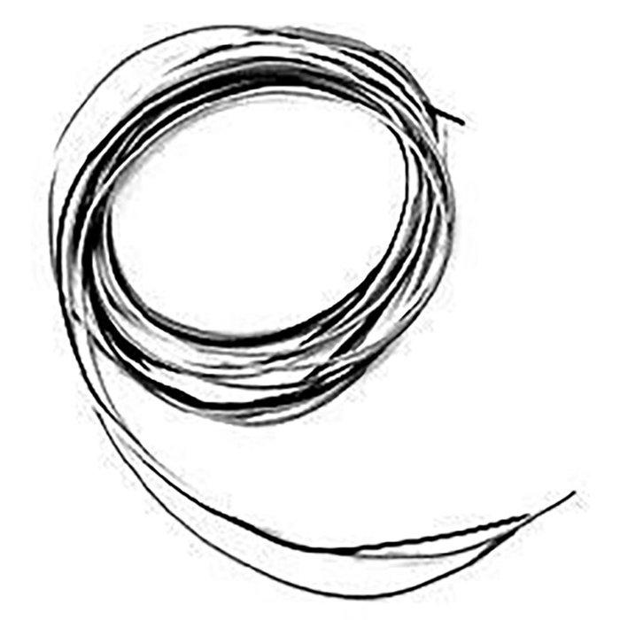 Wire 30ga sgl 10' black