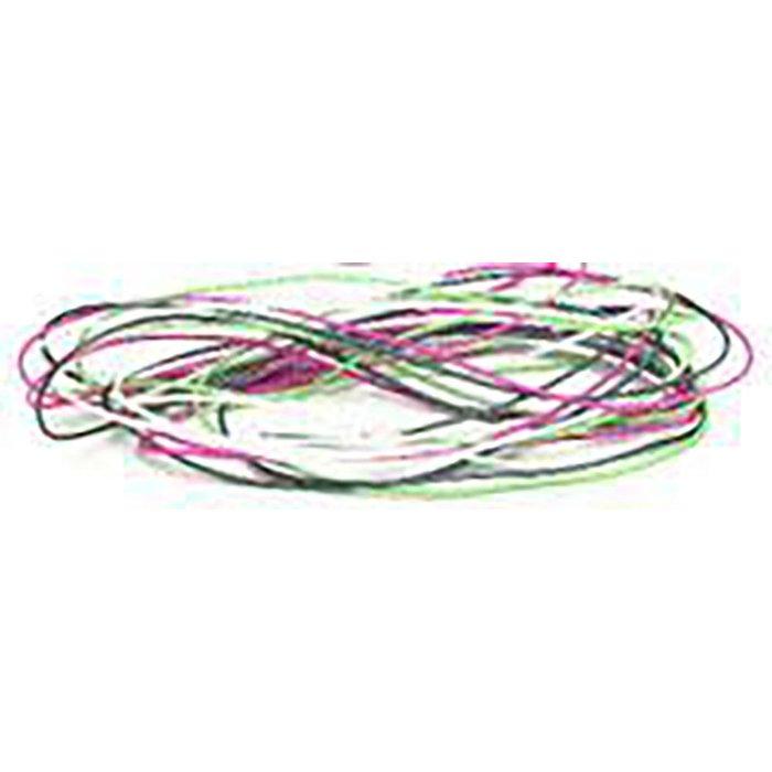 Wire 30ga Sgl 10' Mltclr