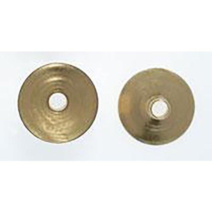 Brass lampshades      10/