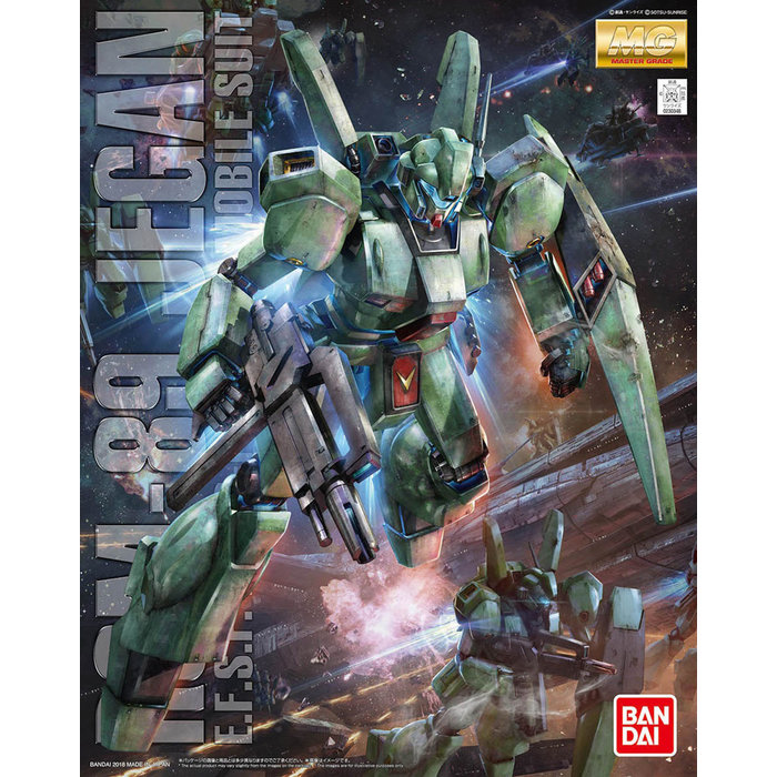 RGM-89 Jegan Mobile Suit